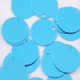 Bulk Bag 1000 x 20mm Metallic Turquoise Sequins